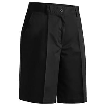 Women's Flat Front Short 9/9.5 Inches Inseam