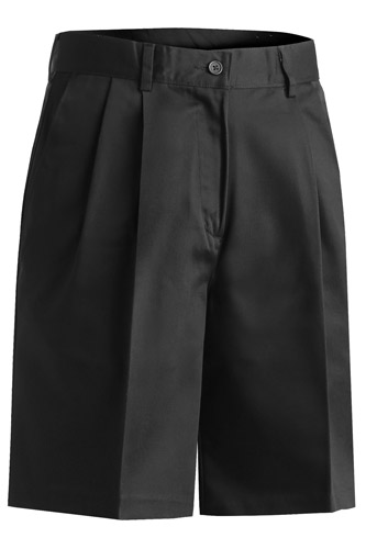 Women's Utility Pleated Short 9/9.5 Inches Inseam